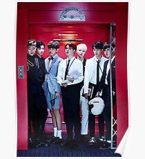 BTS-GRUPPE - DOPE Poster
