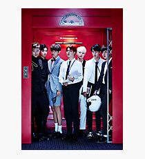 BTS GROUP - DOPE Photographic Print