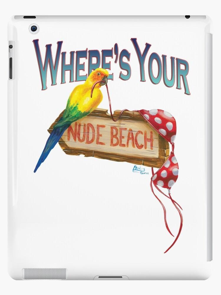 Wo ist dein FKK-Strand? von KAinley