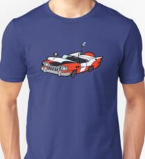 Junk Pile Cats Cadillac T-Shirt