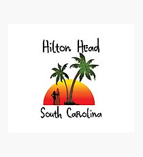 Hilton Head South Carolina. Photographic Print