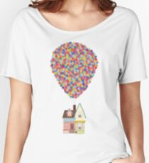 Balloons Women's Relaxed Fit T-Shirt