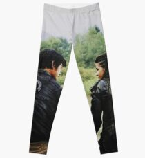 the 100 | Bellamy and Octavia Blake 1 Leggings