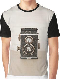Vintage Rolleiflex Twin Lens camera Graphic T-Shirt