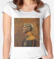 Bastian Schweinsteiger Women's Fitted Scoop T-Shirt