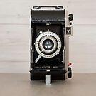 Vintage Kodak 620 camera by Flo Smith