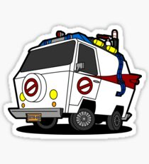 The Ecto-Machine  Sticker