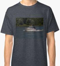 Small Cabin Cruiser Classic T-Shirt