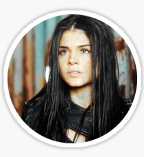 the 100 | Octavia Blake 1 Sticker