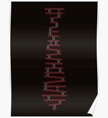 Tie-Shirt Poster