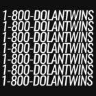 1-800-DOLANTWINS by shopbymc