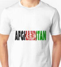 Afghanistan Unisex T-Shirt