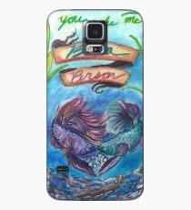 You Make Me a Betta Person Case/Skin for Samsung Galaxy