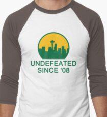 Undefeated Men's Baseball ¾ T-Shirt