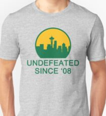 Unbesiegt Slim Fit T-Shirt