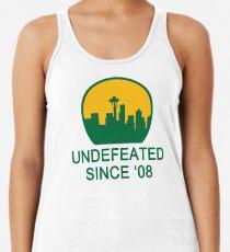 Camiseta con espalda nadadora Invicto