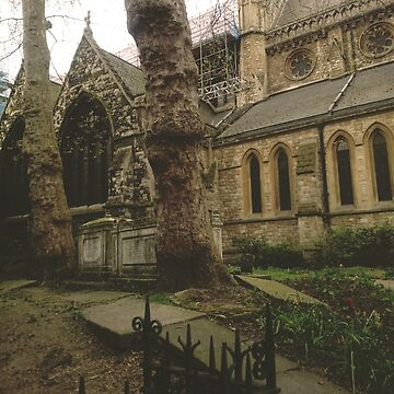 St. Mary Abbot by KeiLeela