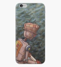 watery depths iPhone Case