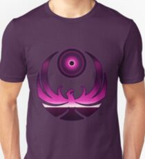 80's Digital Skyrim Nightingale Emblem T-Shirt