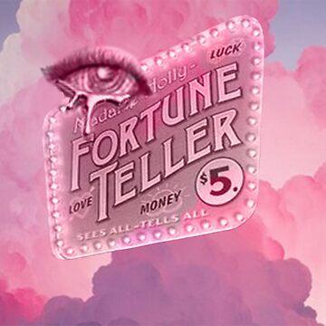 Fortune Teller  by Kittyqueenn