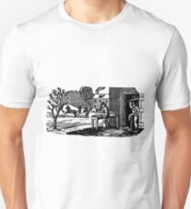 At Work T-Shirt