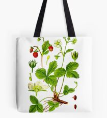 alpine strawberry Tote Bag