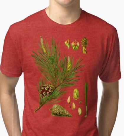 pine Tri-blend T-Shirt