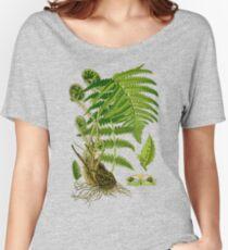 fern Women's Relaxed Fit T-Shirt