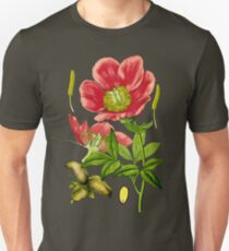 wild peony Unisex T-Shirt