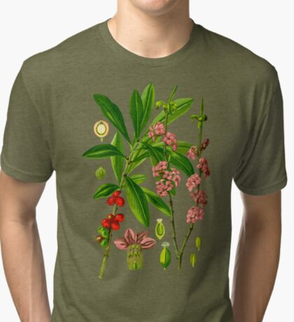 mezereon Tri-blend T-Shirt