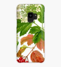guelder rose Case/Skin for Samsung Galaxy
