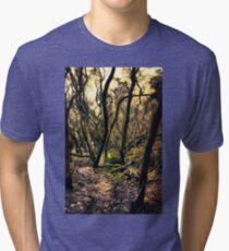 Woodland Wandering  Tri-blend T-Shirt