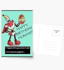 Papyrus Happy Birthday Postcards