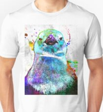 Penguin Grunge T-Shirt