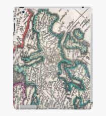 Vintage Map of Europe (1685) iPad Case/Skin