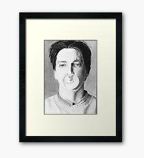 Richard Harmon  Framed Print
