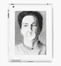 Richard Harmon  iPad Case/Skin