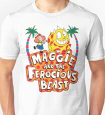 Maggie And The Ferocious Beast Unisex T-Shirt