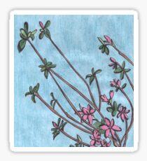Azalea Rhododondron Sticker