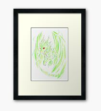 Ghost! At the Concert Framed Print