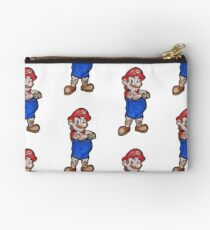 Tattooed Mario Studio Pouch