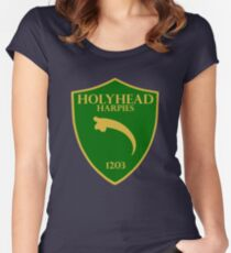 Holyhead Harpies Women's Fitted Scoop T-Shirt