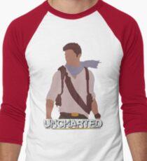 Uncharted - Minimalist Art T-Shirt