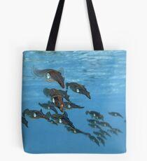 Squid Squadron Tote Bag