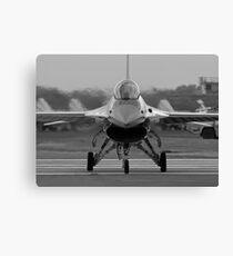 General Dynamics F-16 Fighting Falcon Canvas Print