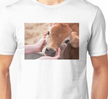 Cute Cow Unisex T-Shirt