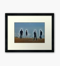 Super Minds Framed Print