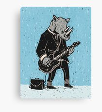 Corporate Rock Canvas Print