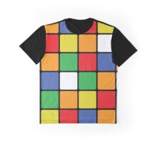 Multi Cube Graphic T-Shirt