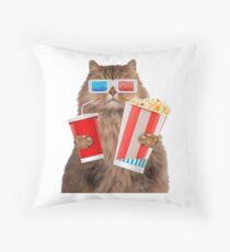 Cojín Pop Corn Cat